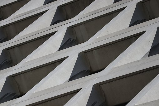 Angle View, Perspective, Window, Building, Architecture