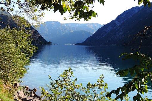 Achensee, Tyrol, Austria, Landscape, Lake, Pertisau