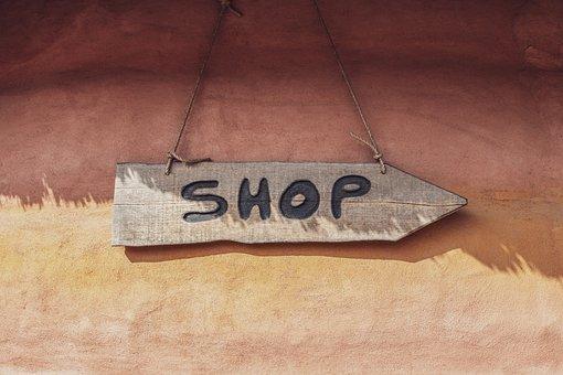 Pointer, Direction Indicator, Shop, Destination, Board