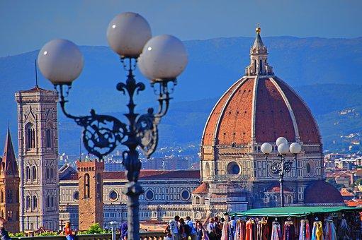 Florence, Dom, Tuscany, Italy, Renaissance