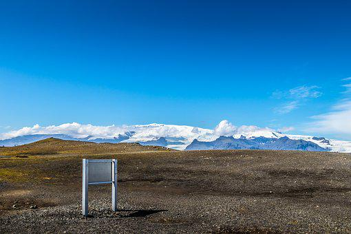 Iceland, Mountains, Landscape, Nature, Clouds, Sky