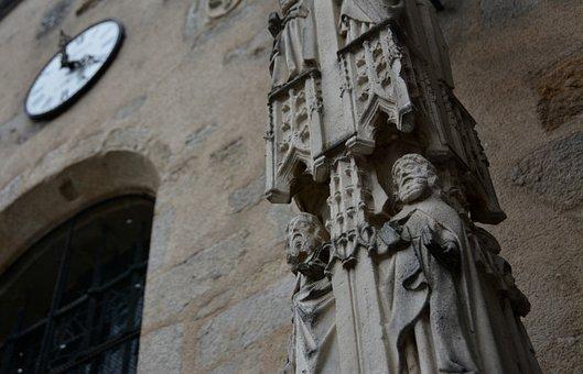 Chapel Saint-aurélien, Limoges, Chapel, Structure