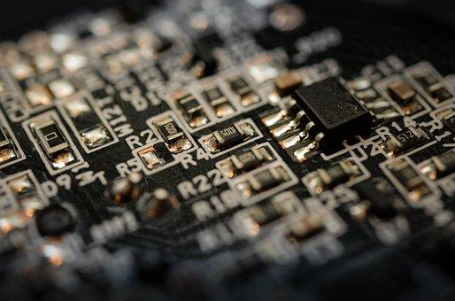 Circuits, Electrictiy, Tech, Hi Tech, Design