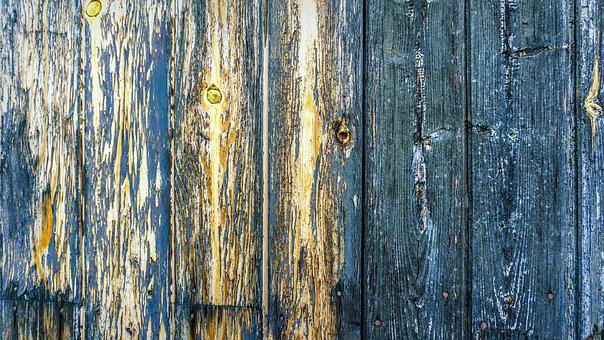 Door, Old, Wood, Texture, Input, Closed, Age, Abandoned