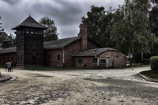 Auschwitz 1, Auschwitz, Poland, The Holocaust, Camp