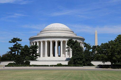 Thomas Jefferson Memorial, Monument