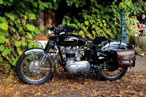 Motorcycle, Vintage, Old, Vehicle, Bike, Oldtimer