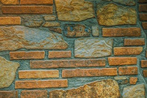 Wall, Stones, Stone, Background, Texture, Brickwork