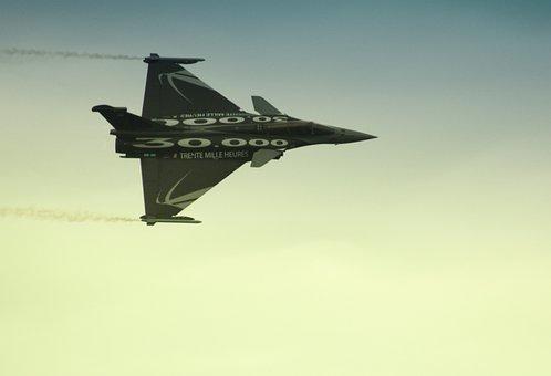 Aircraft, Meeting, Aerobatics, Accuracy, Combat