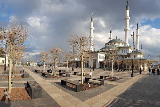 Beştepe, National Mosque, Ankara, Worship, Prayer