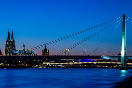 Cologne, Dom, Rhine, Germany, Architecture, Landmark