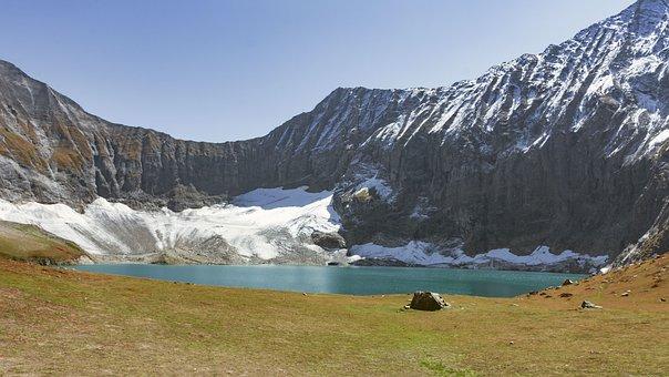 Ratti Gali, Lake, Azadkashmir, Mountains, Range, North