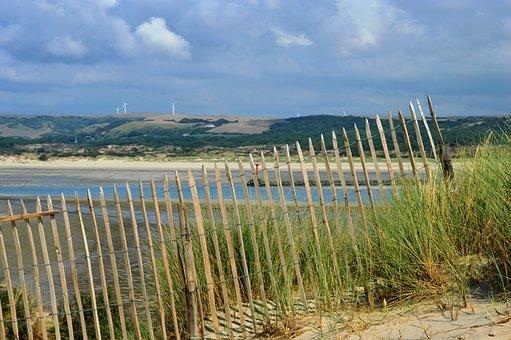 Sea, Beach, Hauts De France, Resort, The Touquet