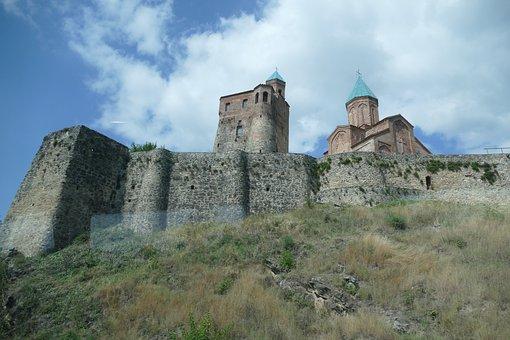 Georgia, Gremi, Church, Cathedral, Architecture