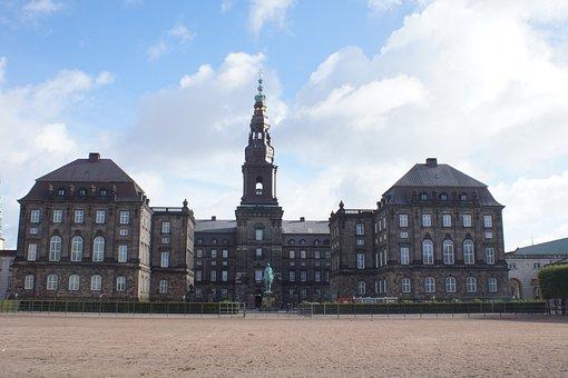 Christiansborg, Palace, Copenhagen