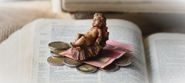 Christmas, Christmas Story, Money, Cost, Profit, Bible