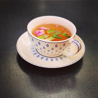 Herbal, Tea, Cup