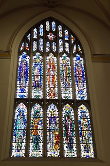 Church Window, Holy, Scotland, Dunfermline, Cathedral