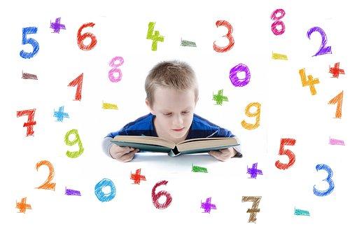 Learn, School, Nursery School, Kindergarten, Boy, Count