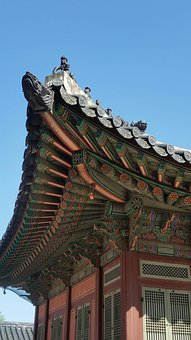 Korea, Seoul, Architecture, Tourism, Asia, Travel