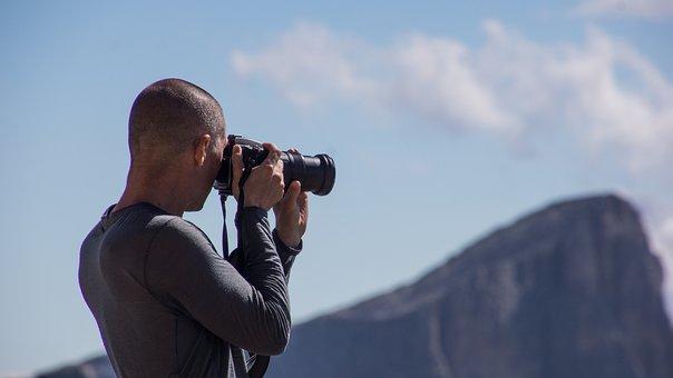 Photographer, Photo, Reflex Camera, Facility, Outdoors