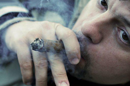 Smoking, Smoker, Cancer, Cigarette, Smoke, Portrait