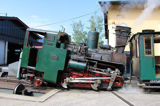 Loco, Steam Locomotive, Locomotive, Railway