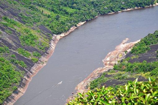 River, Navigation, Nautical, Transport, Landscape