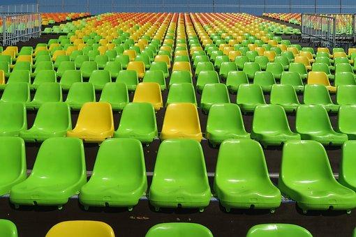 Stadium, Estadio, Olimpic Games, Olympics, Twisted