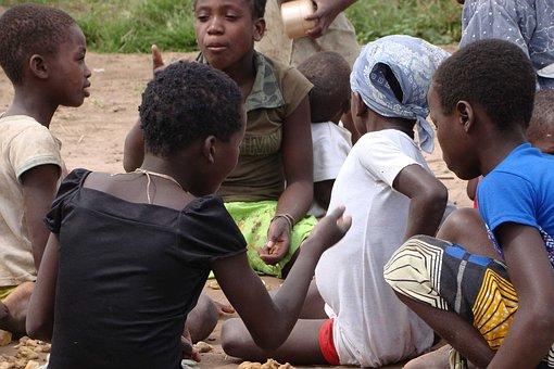 Africa, Children, African, Culture, Poverty, Portrait