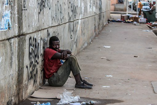 Poverty, Poor, Black, African, Luanda, Africa, Culture