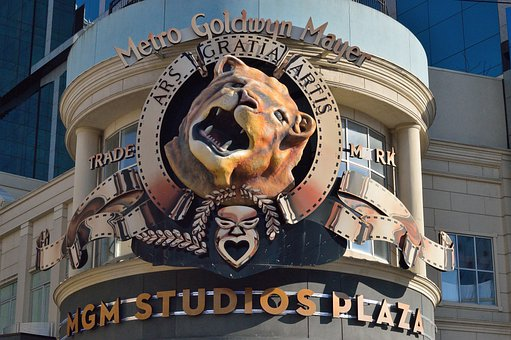 Insignia, Mgm, Sign, Logo, Clifton Hill, Attraction
