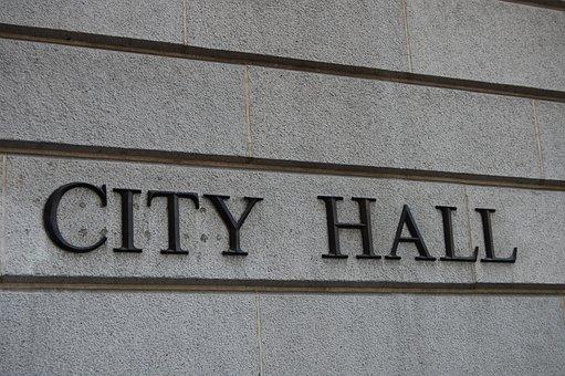 City Hall, Mayor, Building, Government, Urban, Center