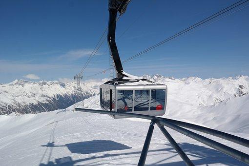 Cable Car, Gondola, Aerial Tramway, Mountain Railway