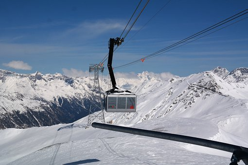Cable Car, Gondola, Aerial Tramway, Mountain Railway