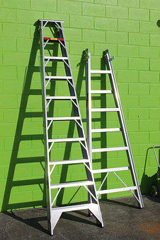 Ladder, Height, Reach, Repair, Roofing