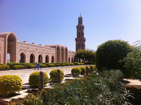 Al Nahyan Grand Mosque, Mosque, Islamic, Architecture