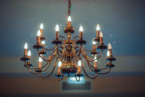 Light, Chandelier, Lighting, Lamp, Candlestick