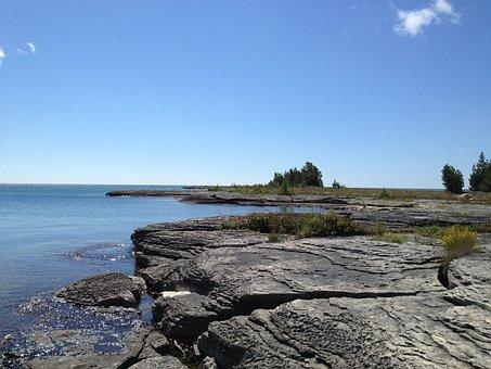 Misery Bay, Manitoulin Island, Ontario, Canada