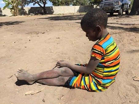 African, Poverty, Africa, Black, Misery, Child, Poor