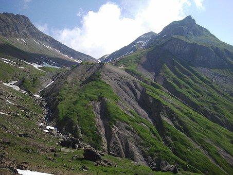 Aravis, Mountain, Combe Furnaces