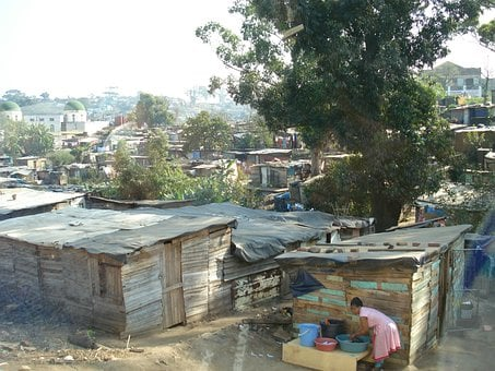 Poverty, Slum, Shanty Town, Shanty, Poor, South Africa