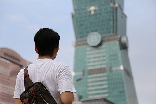 Taipei, 101 Tower, Pooping, The Rinsing