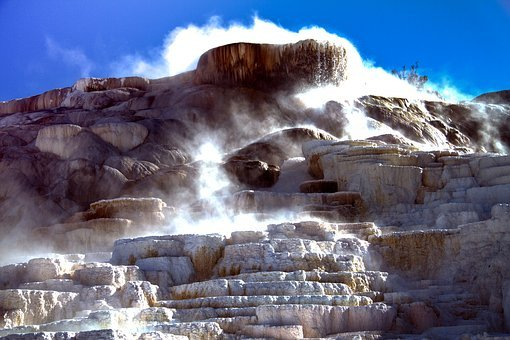 Yellowstone National Park, Wyoming, Usa