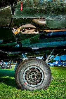 Aviation, Plane, Flying, Wheel, Airplane, Military