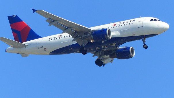 Aircraft, Flight, Transport, Sky, Travel, Aviation