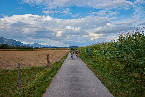 Away, Velo Driver, Sky, Horizon, Target, Landscape