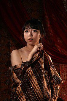 Batik, Indonesia, Beauty, Style, Pattern, Ethnic, Asia