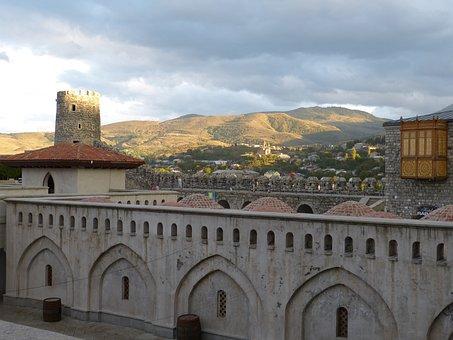 Georgia, Akhalts'ikhe, Achalzikhe, Castle, Fortress