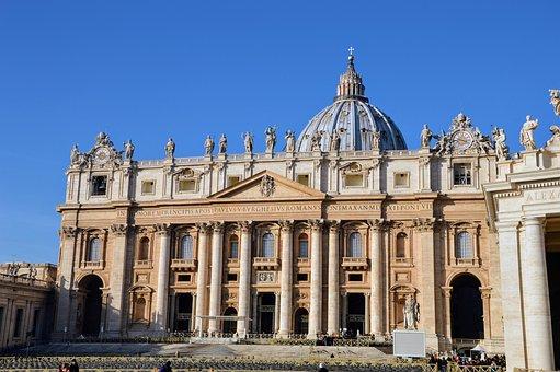Rome, Pope, Italy, Religion, Vatican, Church
